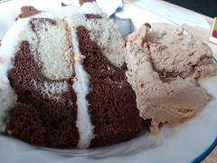 Dessert. (dccradio) Tags: lumberton nc northcarolina robesoncounty cake dessert frosting icing icecream peanutbuttercup chocolate vanilla treat sweets food eat