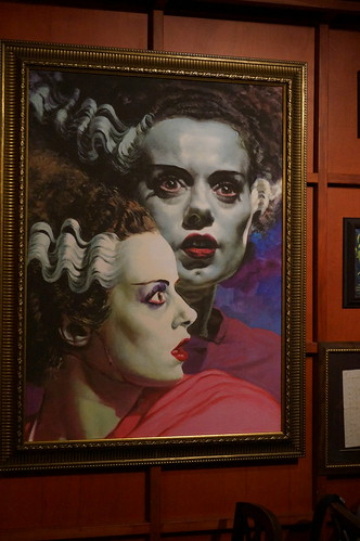 """Universal Studios, Florida: The Bride of Frankenstein • <a style=""""font-size:0.8em;"""" href=""""http://www.flickr.com/photos/28558260@N04/34610044261/"""" target=""""_blank"""">View on Flickr</a>"""