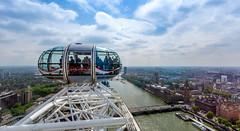 The London Eye (JarrodLopiccolo) Tags: london eye londoneye england city spring uk big ben