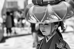 Ryukyuan Dancer (minus6 (tuan)) Tags: ryukyuan dancer houston okinawa d810 85mm minus6 mts japanfestivalhouston hermanpark kimono