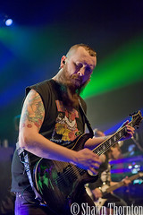 Killswitch Engage - The Fillmore - Detroit, MI 4/8//17