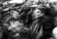 Santiago de Chile (Alejandro Bonilla) Tags: santiago street sony santiagodechile santiaguinos sam streetphotography santiagochile santiagocentro sonya290 urban urbano urbana urbe urbex bw blancoynegro bn blackandwhite black regiónmetropolitana chile city u protesta protest plazaitalia