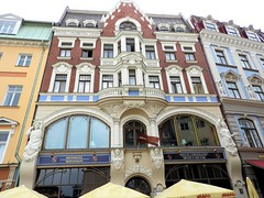 26 giu 2017 - Riga (15) (Thelonelyscout) Tags: riga lettonia latvia blackheads three brothers