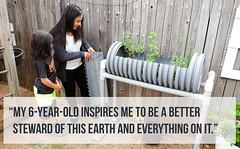 Paula Photoshoot (43 of 48) (City of Austin Office of Sustainability) Tags: gardening netzero netzerohero austin austintexas organic composting family recycling reducereuserecycle
