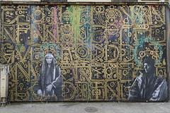Street art @ Institut des Cultures d'Islam @ Paris (*_*) Tags: paris france europe city spring 2017 april streetart institutdesculturesdislam islam muslim culture
