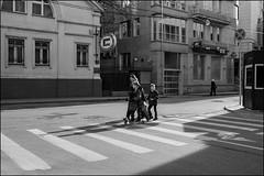 DR150408_0002M (dmitry_ryzhkov) Tags: kid kids wheel wheels children group family mother boy boys son crosswalk parent shine sun sunshine sunlight shadow shadows crossing art city europe russia moscow documentary journalism street urban candid life streetlife outdoor streetscene close scene streetshot image streetphotography candidphotography streetphoto moment light photography shot people population resident inhabitant person live portrait streetportrait candidportrait unposed public face eyes look stranger woman women lady sony alpha day daylight black blackandwhite bw monochrome white bnw blacknwhite motion