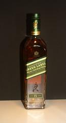 Johnnie Walker Green (dasypeltis) Tags: whisky maltwhisky singlemalt scotch