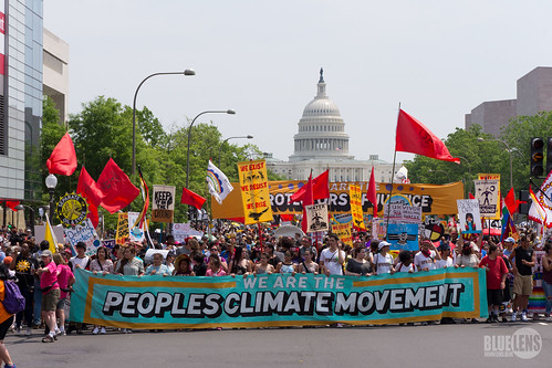 DC Climate March, From FlickrPhotos