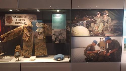 Australian Army peacekeepers - Somali Civil War
