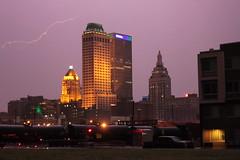 IMG_0375 (under_tulsa) Tags: downtown tulsa oklahoma art deco long exposure evening cloudy rain storm lightning