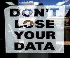 f_nolosedata (ricksoloway) Tags: signs modernsigns signsofthetimes dangersigns tucsonarizona americanwest