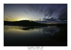 Clouds Gone By (TGB Filmography) Tags: landscape norrisdam tennessee lake slowshutter longexposure clouds colorful