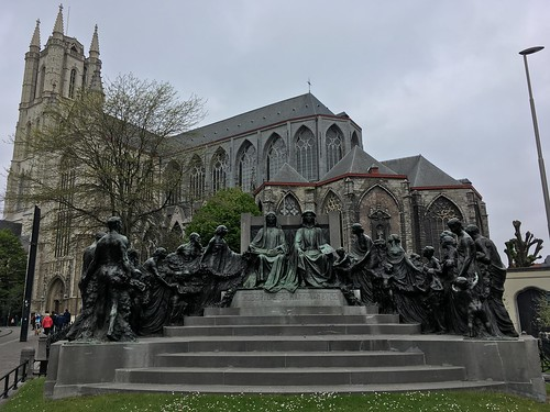 Hubert & Jan van Eyck, Ghent