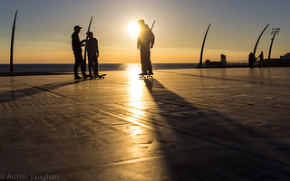 Sunset Skaters