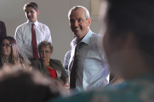 Phil Murphy, Governor of NJ