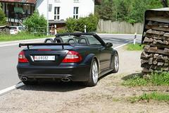 Mercedes CLK DTM AMG Cabrio (aguswiss1) Tags: mercedesclkdtmamgcabrio mercedes clk dtm amg cabrio clkdtm supercar hypercar faastcar racer cruiser carporn convertible cabriolet limited limitededition flatblack matt sportscar switzerland