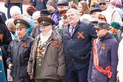 Ветераны с руководством республики