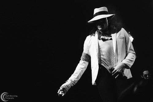 Who's Bad - Michael Jackson Experience - May 5, 2017