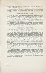1925-09-21-Organization Day program-07 (Old Guard History) Tags: 1925 3dusinfantryregimenttheoldguard fortsnelling minnesota organizationday