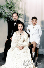 The Royal Family of Iraq (klimbims) Tags: princeregentabdulillah iraq theroyalfamily