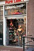 De Wallen Porn Shop in the Red Light District of Amsterdam (PhotosToArtByMike) Tags: redlightdistrict amsterdam dewallen sexshop eroticashop pornshop netherlands prostitutes sex sexual oudezijdsvoorburgwal redlight dutch holland centrum narrowstreets alleys centrecity oldcentre oudekerk