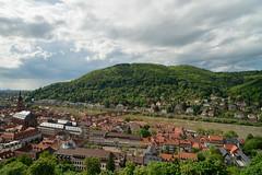 Heidelberg, Germany (MrCooler) Tags: distagont2821 oldtown germany deutschland heidelberg sonya850