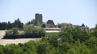 La torre di Isola (Marche)