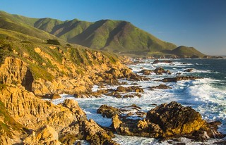Big Sur Golden Hour