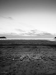 Beach - It's Official (Steve_Mallett) Tags: beaches bigbeach evening landscape newport pembrokeshire seascape sunset traethmawr