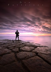 This Earth that we live on . . . (Stu Patterson) Tags: stu patterson seascape selfy old hartley northumberland