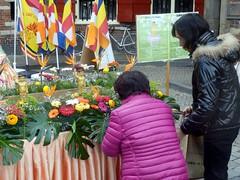 Buddha's Birthday04 (Quetzalcoatl002) Tags: buddha birthday buddhism celebration cultural event amsterdam nieuwmarkt chinatown asian