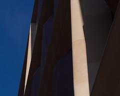 shaped by light (Cosimo Matteini) Tags: cosimomatteini ep5 olympus pen m43 mft mzuiko60mmf28 london city cityoflondon squaremile architecture building light sky blue shapedbylight