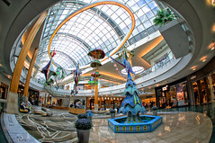 At the mall (Arimm) Tags: arimm shopping centre mall atrium