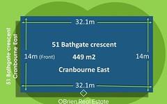 51 Bathgate Crescent, Cranbourne East VIC