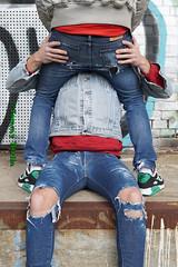 jeansbutt11325 (Tommy Berlin) Tags: men jeans butt ass ars levis