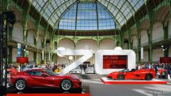 Ferrari 70 (haiwepa) Tags: 70 2017 autou 812 palais ferrari tour grand superfast tourauto laferrari aperta