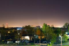 NSA At Night (Kevin Shields Photography) Tags: maryland nsa long exposure night nightshot sky stars trees