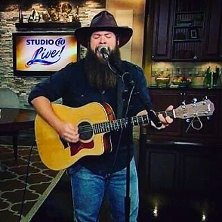 Tonight at Polk City BBQ. Hang outside with Justin Grimes from 6pm-8pm with burger and beer specials. Come see us.