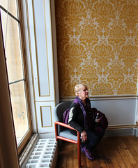 Mum in Wrest Park House (ec1jack) Tags: stgeorgesday wrestpark englishheritage bedfordshire england britain uk europe tradition spring april ec1jack kierankelly canoneos600d rural countryside 2017 silsoe countrypark mk454hr festival heritage house stately home