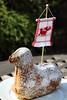 The Easter lamb (dididumm) Tags: easter baking cake lamb easterlamb yummy homemade happyeaster froheostern selbstgemacht lecker osterlamm lamm kuchen backen ostern
