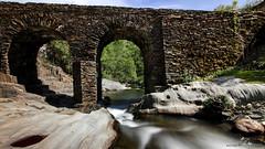 Almazara de las Mestas (Luis Cortés Zacarías) Tags: hurdes agua molino puente almazara cáceres lasmestas