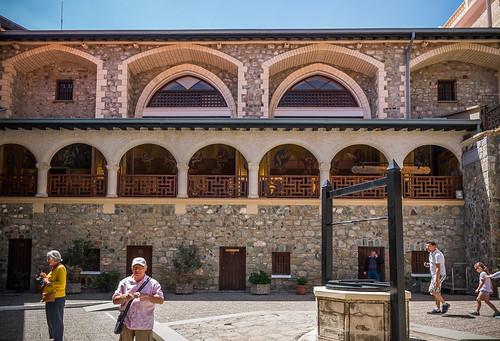 Panagia (Monastery) of Kykkos, Troodos Mountain, South Cyprus