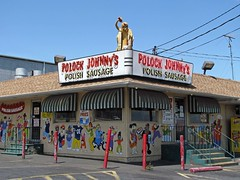 Polock Johnny's (Multielvi) Tags: polock johnny polish sausage baltimore maryland restaurant