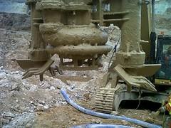 yanacocha open pit clean up6