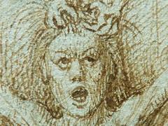BRUEGEL Pieter I (Attribué) - Damnés tourmentés par des Diables et des Animaux Fantastiques (drawing, dessin, disegno-Louvre INV19185) - Detail 34 (L'art au présent) Tags: art painter peintre details détail détails detalles drawing drawings dessin dessins dessins16e 16thcenturydrawings dessinhollandais dutchdrawings peintreshollandais dutchpainters louvre paris france peterbrueghell'ancien peter brueghel l'ancien man men femme woman women kids kid children child jeunegarcon youngboy jeune young garçon devil diable hell enfer jugementdernier lastjudgement monstres monster monsters fabulousanimal fabulousanimals fantastique fabulous nakedwoman nakedwomen femmenue nufeminin nudefemale nue bare naked nakedman nakedmen hommenu numasculin nudemale nu chauvesouris bat bats dragon dragons halloween