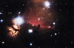 IC434 o Cabeza de Caballo (ACHAYA - Astrofotografías) Tags: ic434 cabeza de caballo achaya pochoco