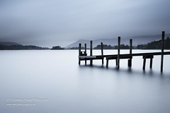 Closer To The Edge (Matthew Nuttall Photography) Tags: cumbria derwentwater jetty lake lakedistrict bigstopper landscape le leefilters longexposure longexposurejunkie longexposurewater water allerdaledistrict england unitedkingdom