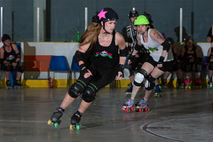 2016-06-04 Whitewood Block Party Game 2_004 (Mike Trottier) Tags: blockparty canada derby miketrottier miketrottierrollerderbyphotography rollerderby saskatchewan straightjackets whitewood can