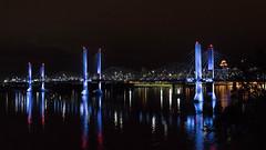 Bridge-7962_16x9HD (Mike WMB) Tags: night lincoln bridge louisville kentucky architecture
