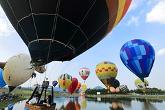 "The Singha Park Chiang Rai Balloon Fiesta (g e r a r d v o n k เจอราร์ด) Tags: artcityart art asia asia"" asian canon city colour canon5d3 expression eos earthasia flickrsbest fantastic flickraward lifestyle land ngc newacademy outdoor orange totallythailand photos people reflection this travel thailand thai unlimited uit whereisthis where yabbadabbadoo 攝影發燒友"